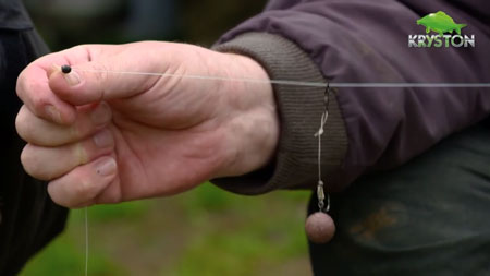 video tutorial Ken South Chod Rig Edge's