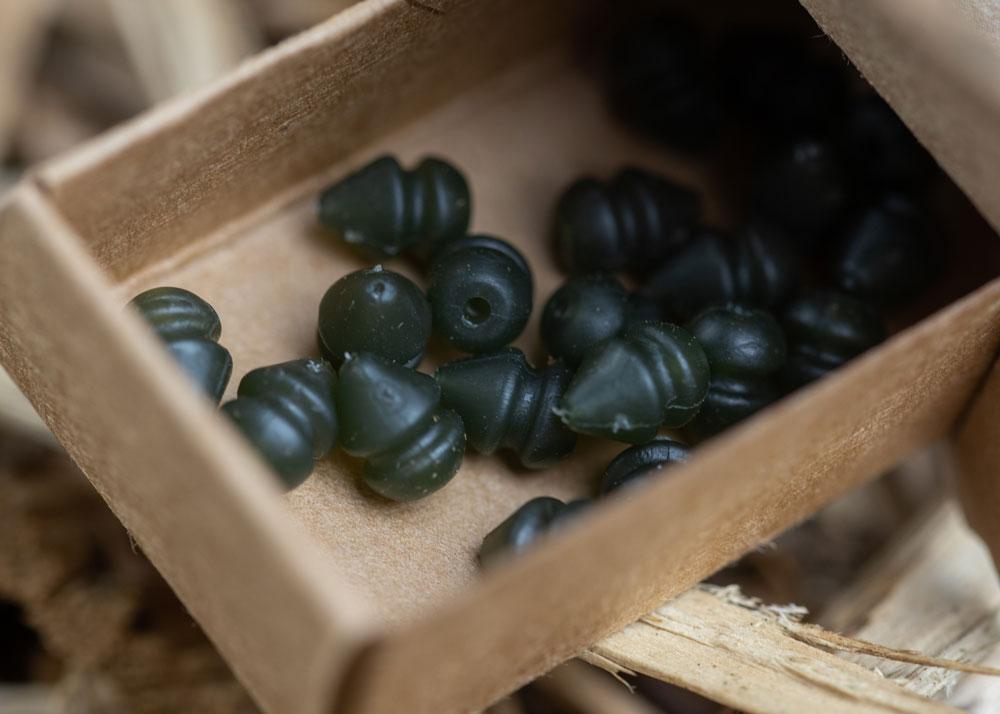 Tungsten Beads, Haken