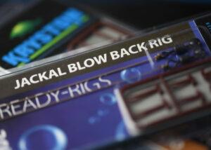 Blow Back Rig, Karpfenhaken, semi stiff, Vorfachmaterial, ummantelt
